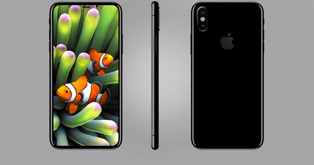 iPhone 8 Görücüye çıktı